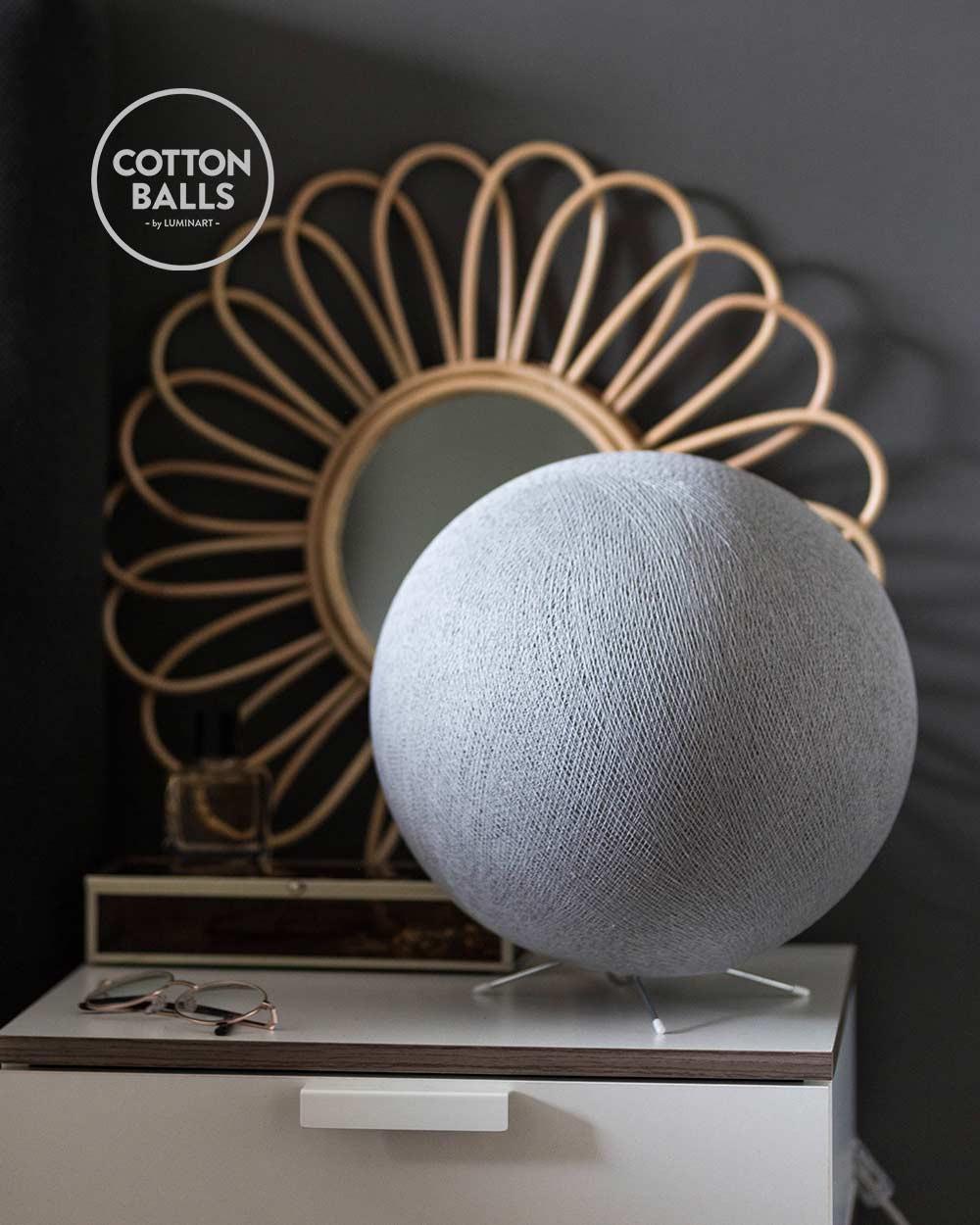 Standing Lamp - Stone