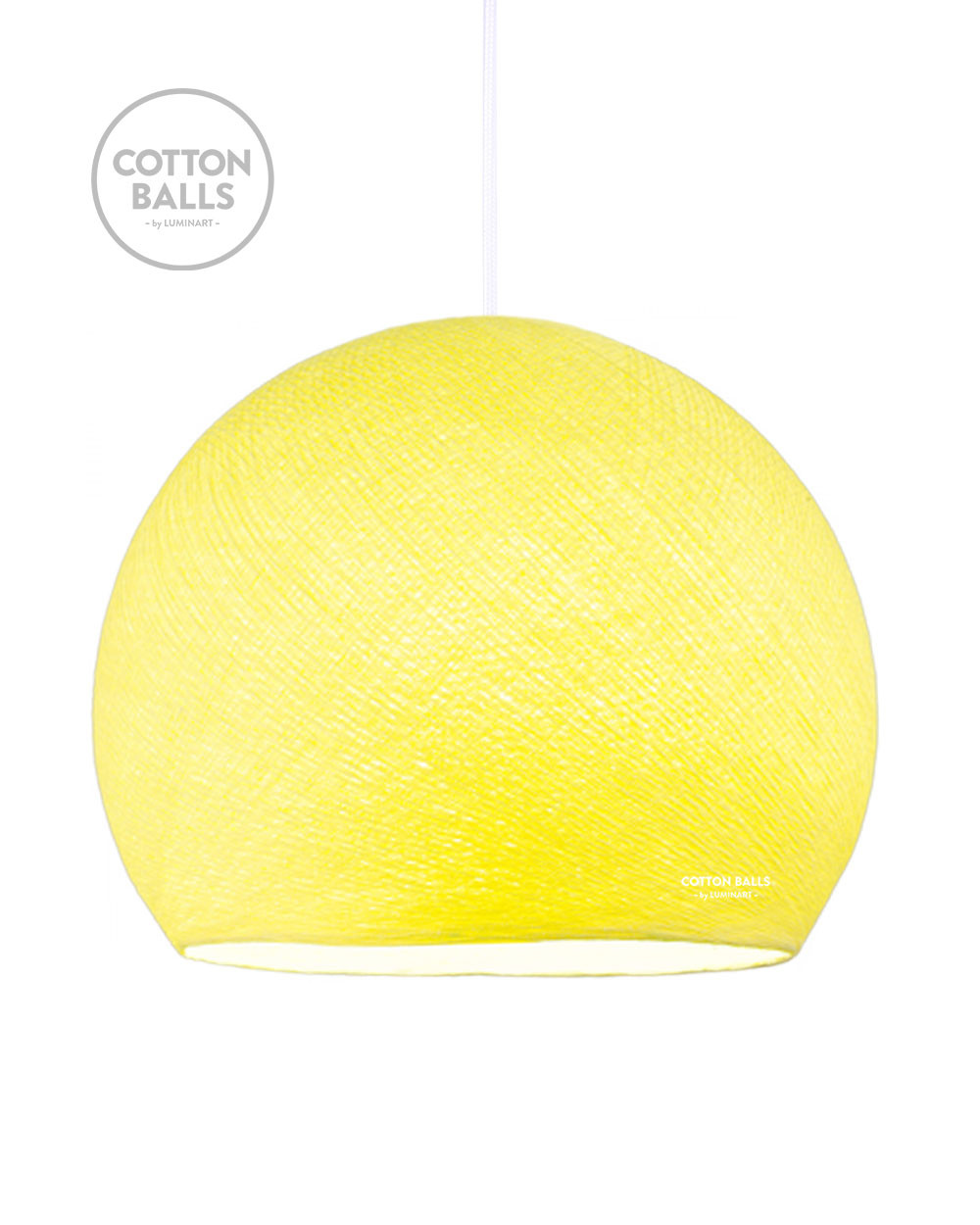 BIG Cup Soft Yellow