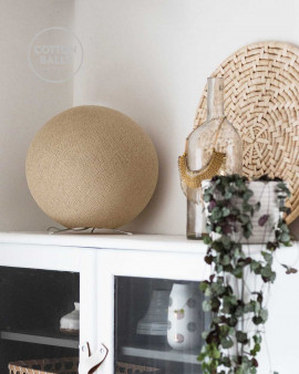 Standing Lamp - Cream