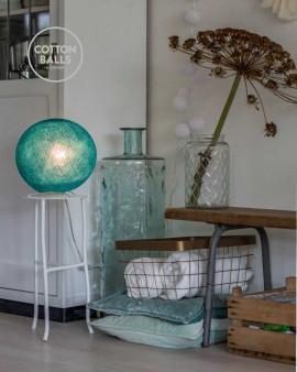 Standing Lamp - Heavy Aqua