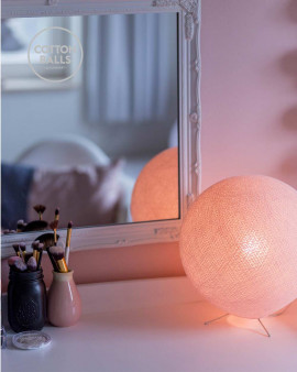 Standing Lamp - Light Pink