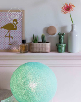 Standing Lamp - Mint