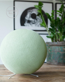 Standing Lamp - Powder Green