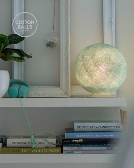 Standing Lamp - Sea Green