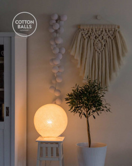Standing Lamp - Shell