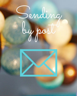 Sending of the Gift Card by post
