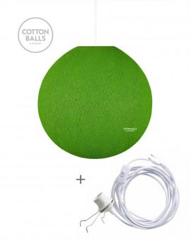 Wandering Lamp - BIG Lamp Bright Green