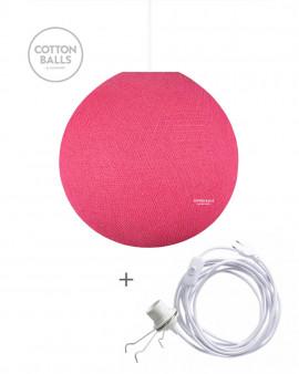 Wandering Lamp - BIG Lamp Bright Pink