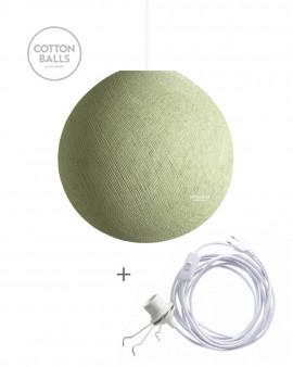 Wandering Lamp - BIG Lamp Powder Green