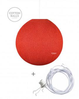 Wandering Lamp - BIG Lamp Red