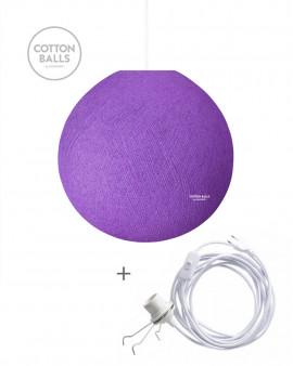 Wandering Lamp - BIG Lamp Violet
