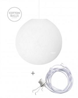 Wandering Lamp - BIG Lamp White