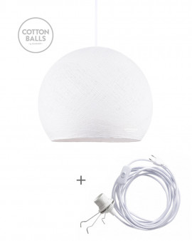 Wandering Lamp - BIG Cup White