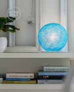 Standing Lamp - Bright Blue