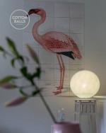 Standing Lamp - Light Aqua