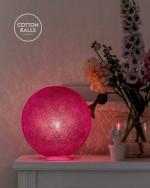 Standing Lamp - Violet