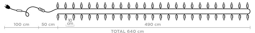Fio 35 em linha